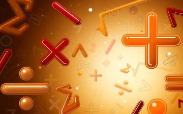 mathematical drift symbols wallpaper computer desktop