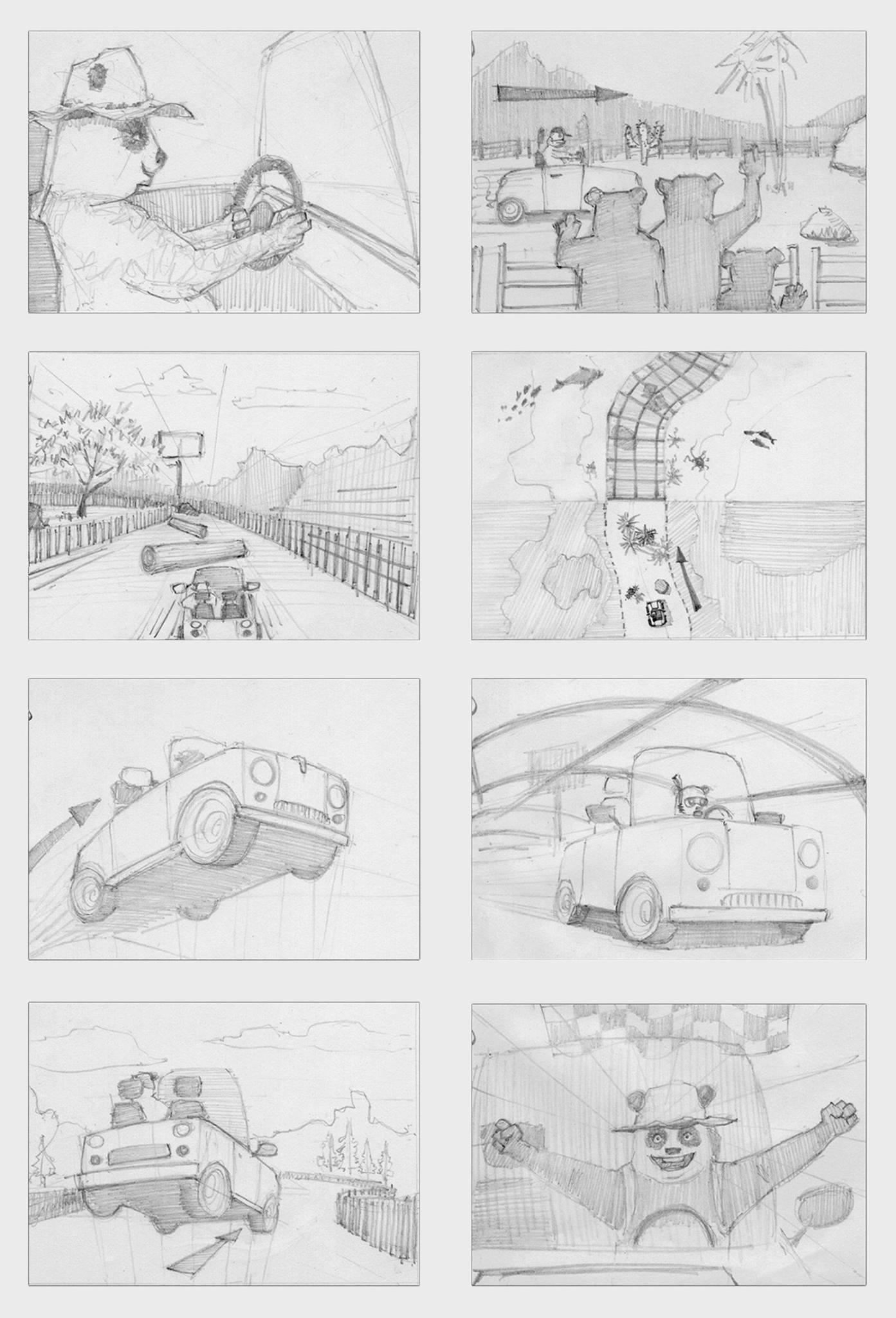 Drawing Skills - OSTAZAK